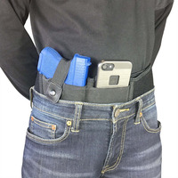 premium OEM soft breathable concealed carry belly band gun holster
