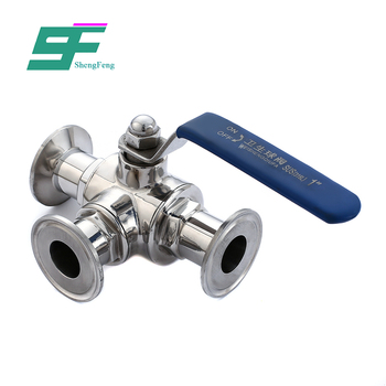 Cheap Exquisite workmanship durable sanitary stainless steel general ball valve