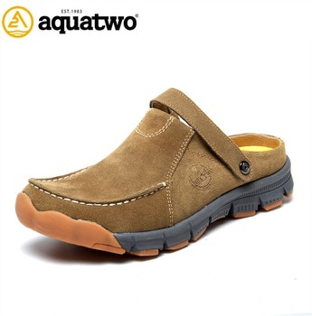 a30c7db7474 China Wholesale Aquatwo Brand 2017 New Design Mens Sandal With High Quality