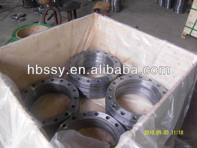 ASTM A 350 F5 STEEL FLANGES