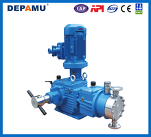 hydraulic chemical dosing pump & motor-driven diaphragm pump
