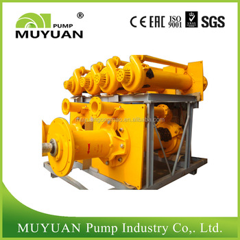Acid resistant submersible sump pumps mine drainage dirty water pump