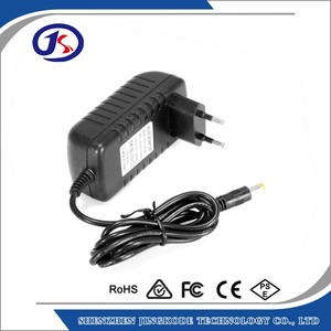 factory price CE approved 15W 5V/3A Europe power adapter for LCD/LED