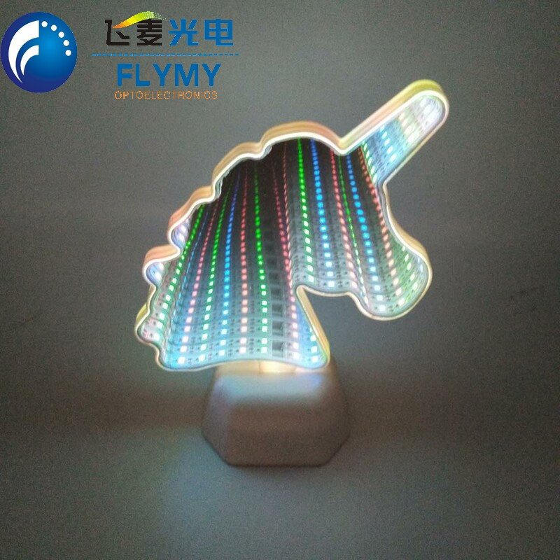 New Design Led Infinity Mirror Light For Party Wedding Home Decoration