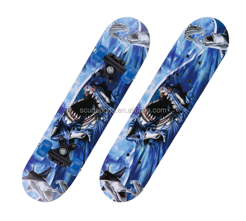 24*6 inch 9 ply Chinese Maple skateboard cheap skateboard for kids