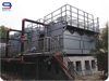 Metal material and new condition closed cooling tower