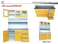 Kitchen Cabinet Pull Down Shelves System