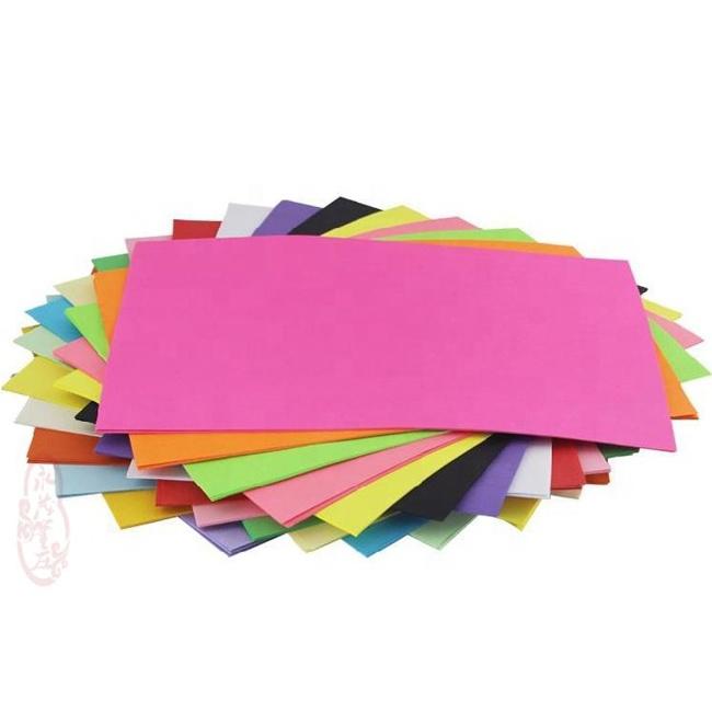 Фотобумага цветная для открыток