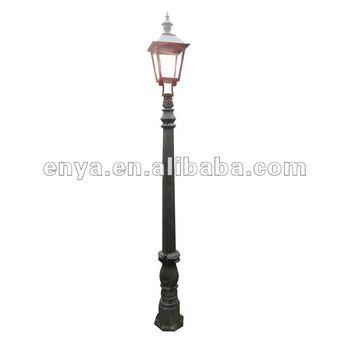 Garden lightsoutdoor lightingcast iron post with lamp buy garden lights outdoor lighting cast iron post with lamp aloadofball Images