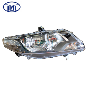 Headlight for honda city 2009 2010 2011 2012 2013 2014 2015 2016