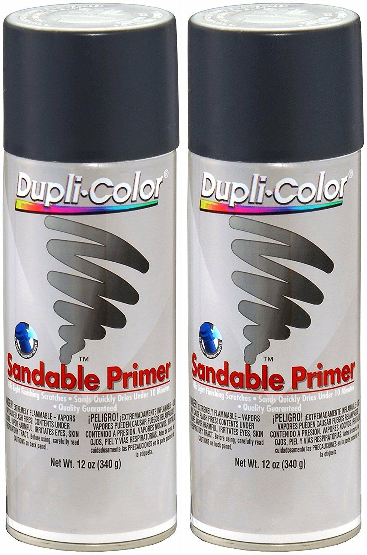 Buy Dupli-Color DAP1692 Gray Hot Rod General Purpose