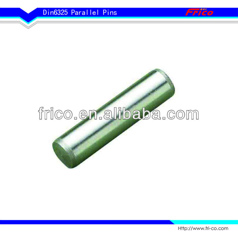 Din6325/ ISO8734 Hardened Parallel dowel Pins