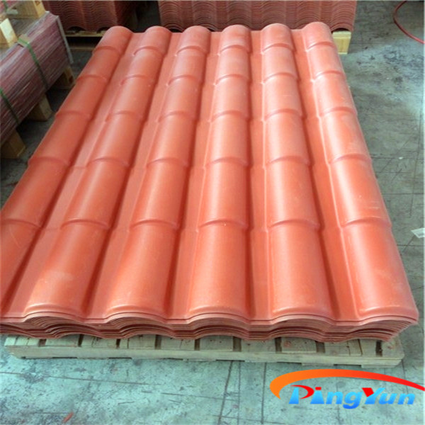 Upvc Roof Panel Plastic Corrosion Resistance Roof Sheet