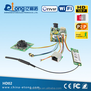 video wifi circuit board pcb hd 02 hidden mini cmos camera buy