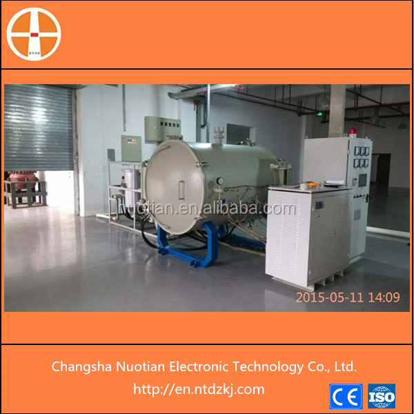 Best price electric furnace fastg cooling de-rubber furnace