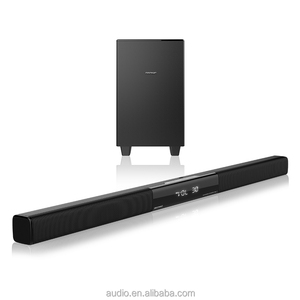 2017 LCD TV sound bar with BT passive subwoofer for best quality in J.SUN