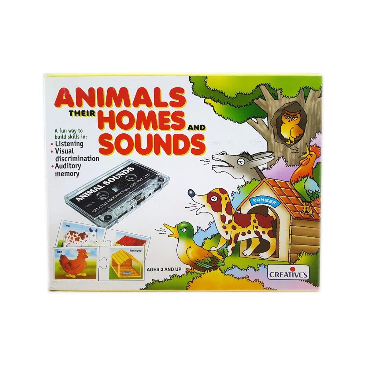 Buy Vintage Creative Educational Creative Pre-School Animals