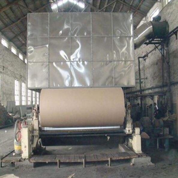 kraft paper production line