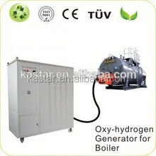 flame gas rated capacity 30kva hydrogas gas generator for boiler