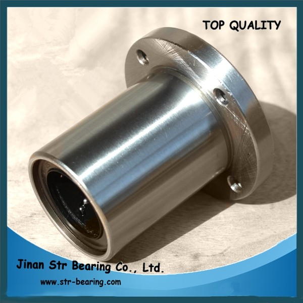 30mm Square Flanged CNC Router Linear Motion Bushing