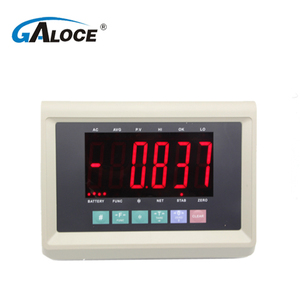 GSI407 LED display Bench scales digital load cell indicator