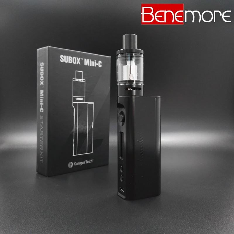 New Kanger Subox Mini-C Starter Kit 50W Subox mini C Box Mod Vape with 3ml Protank 5 Atomizer 0.5ohm SSOCC Kangertech Vaporizer