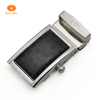 factory formal high quality auto lock magnetic buckles clasp without ratchet leather belt