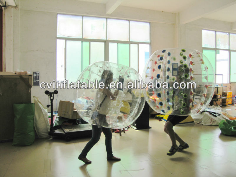 Colour Inflatable Bubble Soccer, Inflatable Soccer Bubble, Inflatable bumper ball