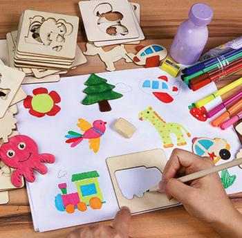 children drawing toys new style wooden drawing toys wooden painting color board - Children Drawing Pictures For Painting