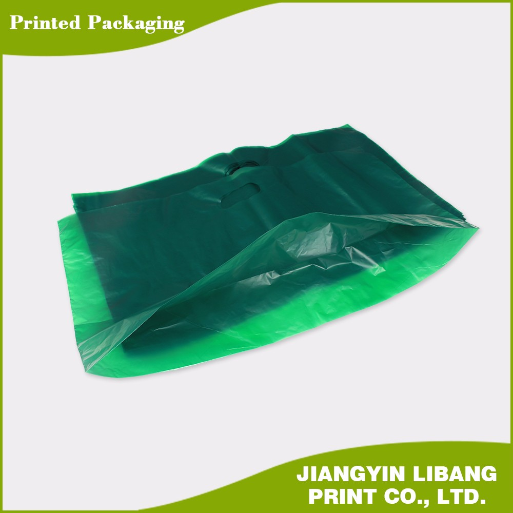 multicolored shopping bags/supermarket t-shirt plastic packaging bags on rolls