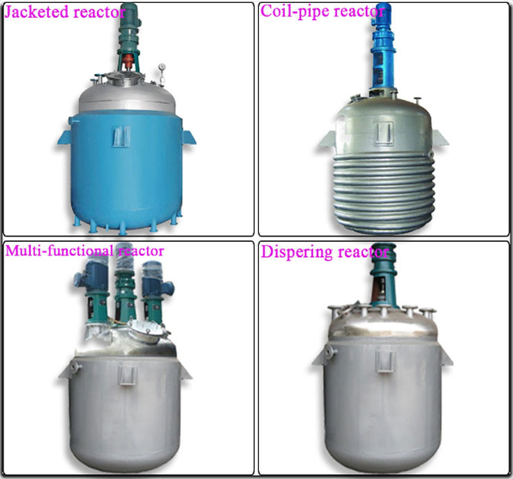 high pressure reactor autoclave