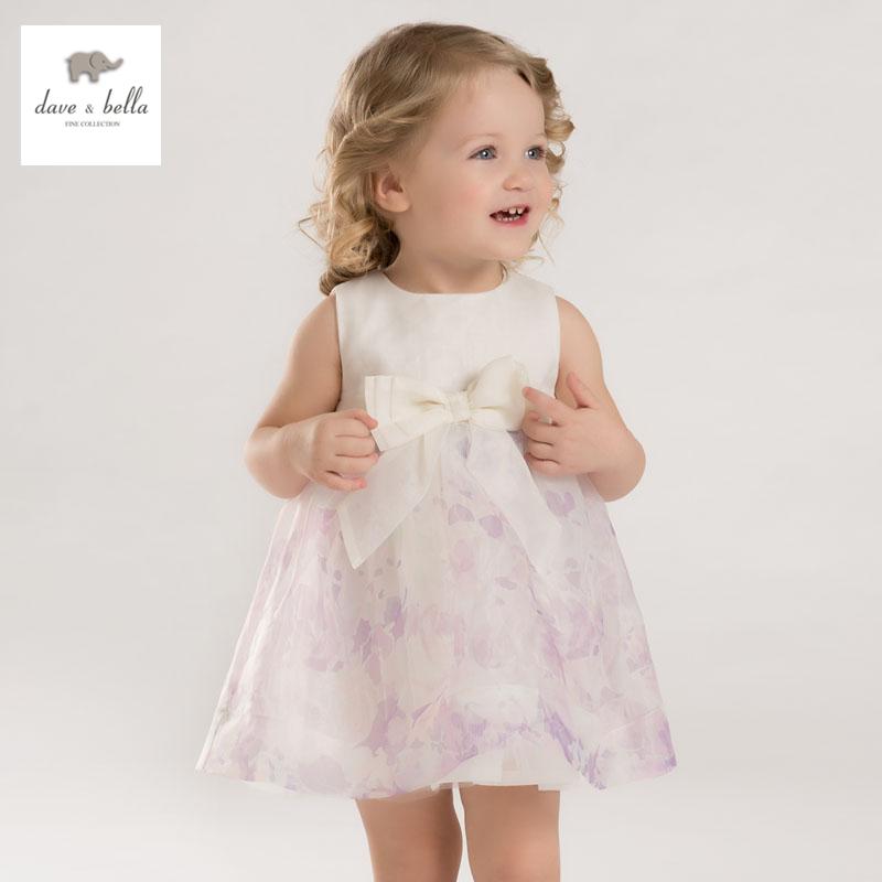 DB3577 dave bella sommer baby mädchen fee prinzessin kleid baby ...