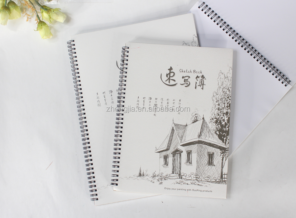 China Popular Spiral Wire O Notebook