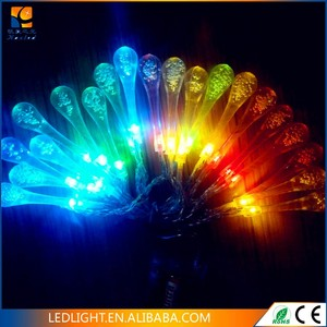 Battery Operated LED String Lights,pvc Wire String Lights,Fair Light