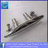 marine hardware stainless steel 316 boat/yacht cleat