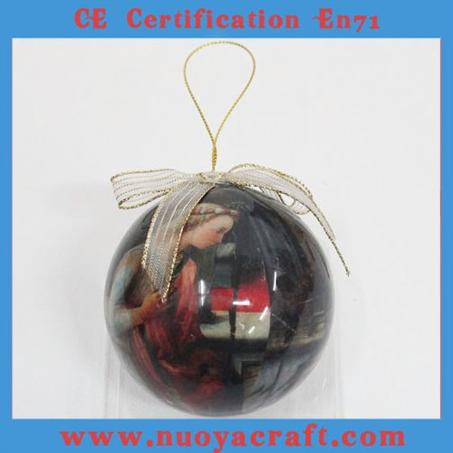 New film promotional item custom, painting ball for new movie souvenir