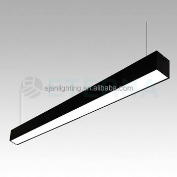 Office Led Linear Pendant Lighting Fixture