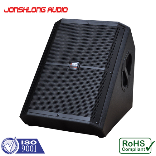 solid quality high power 12 inch monitor speaker box