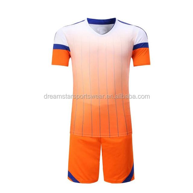 7a9b9c539f4 Custom Cheap Soccer Uniform Wholesale Kids Sport Jersey