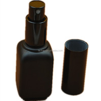 Custom made empty spray pump 30ml glass spray bottles glass reed perfume diffuserbottle