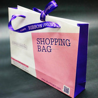 Uncoated board PP lamination Shopping bags