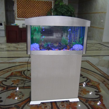 Fish Tank Water Feature Luxurious Hotel