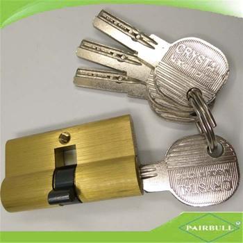 China Supplier Security Brass Cylinder Lock Door -master Key ...