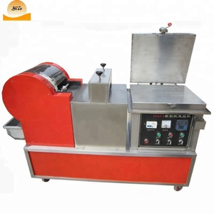 roasted grilled squid shred roasting processing machine