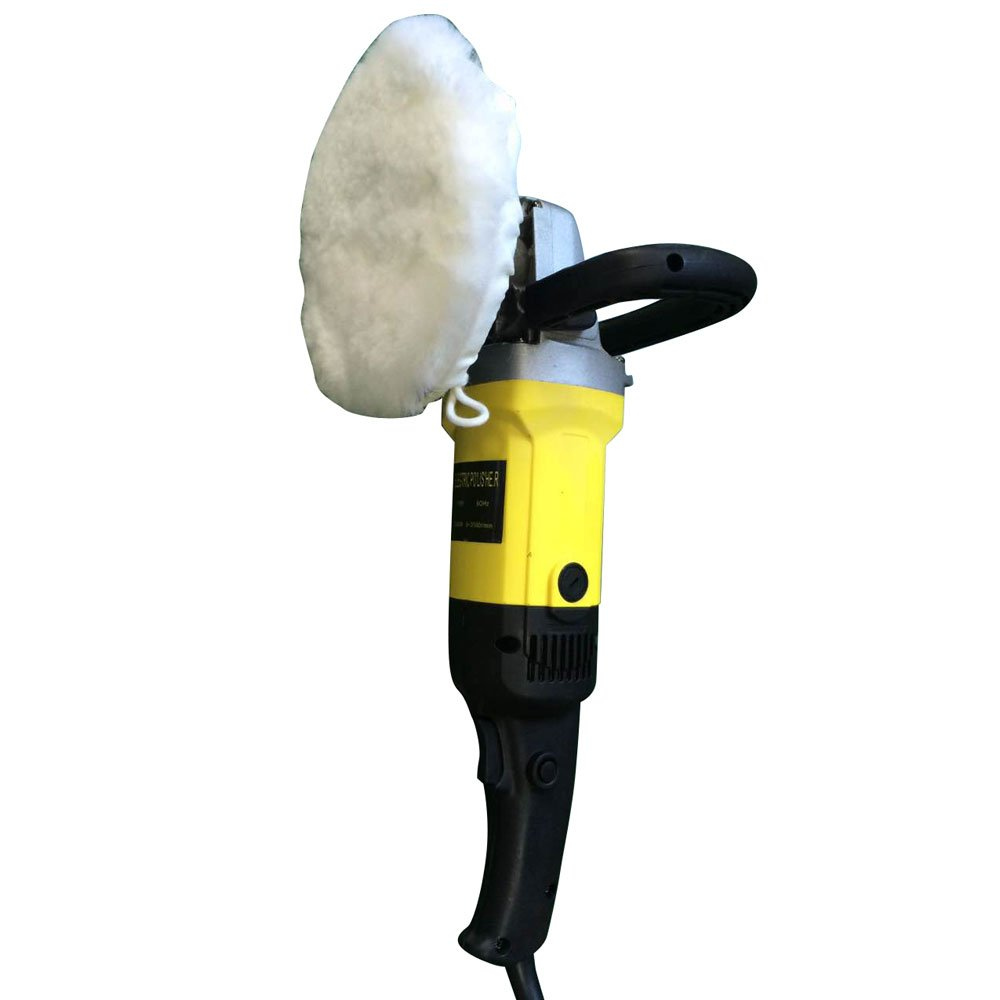 """FCH 7"""" Variable 6-speed Electric Car Polisher Buffer Waxer"""