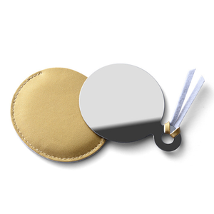 Custom portable mini makeup mirror