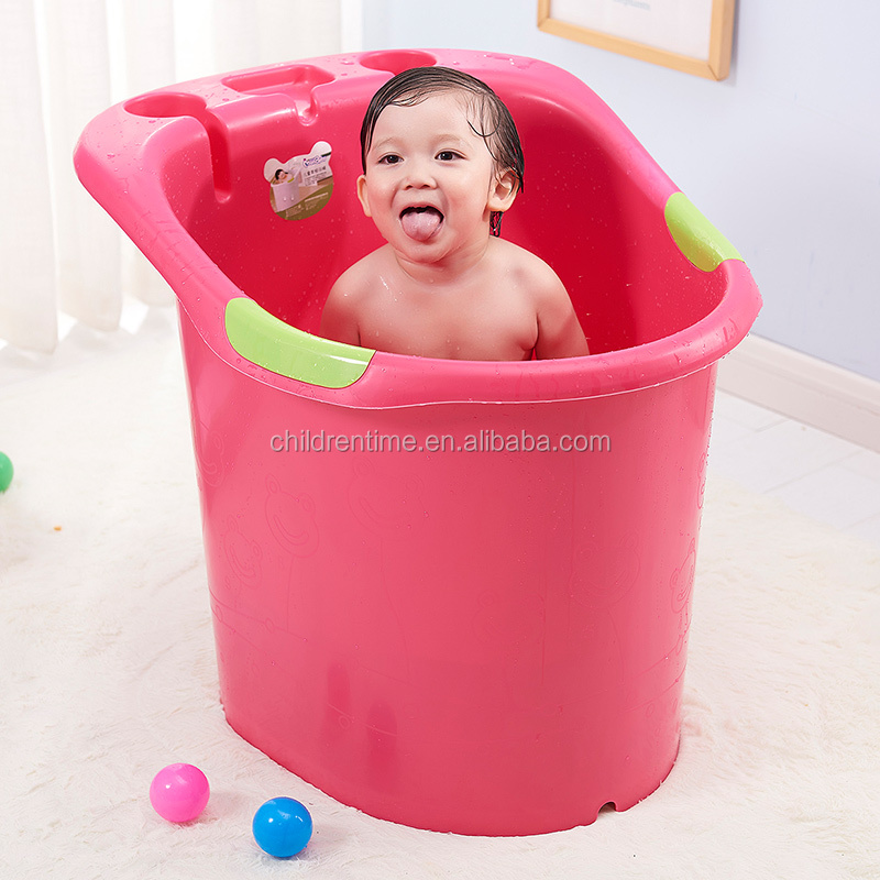 Folding portable bathtub for <strong>baby</strong>, toddler, kids,children