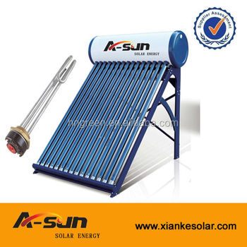 China homemade compact passive floating solar pool heater
