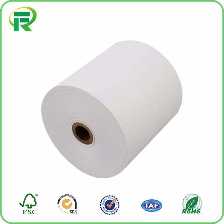cash register paper type 80mm thermal paper roll