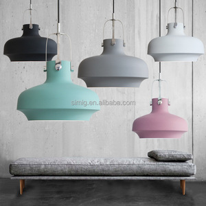 modern colorful CH artichoke homemade living room office color pendant lamp